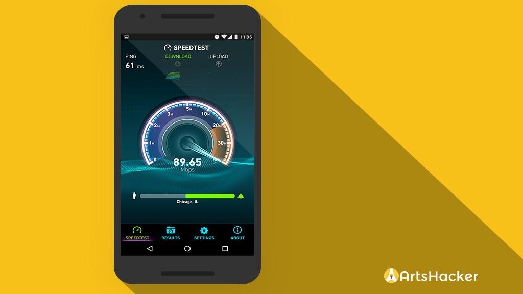Google Fi Wi-Fi Download Speed