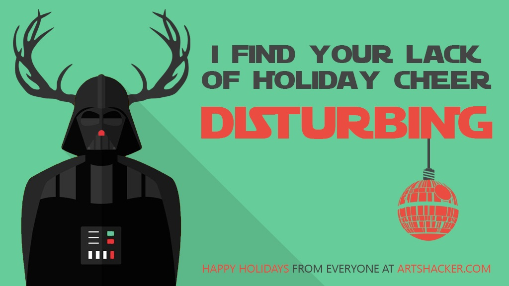 Lack of holiday cheer
